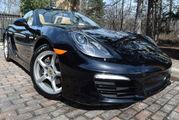2013 Porsche Boxster 6 SPEED MANUAL